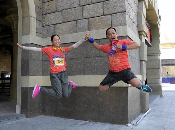 Cung đường marathon 'cực phẩm' và kỳ nghỉ trong mơ ở Vinpearl Phú Quốc-8