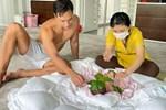 Lộ hậu trường ảnh cưới của Hà Hồ - Kim Lý: Cô dâu trao cho chồng nụ hôn nồng thắm, nhìn đã thấy hạnh phúc lây!-7