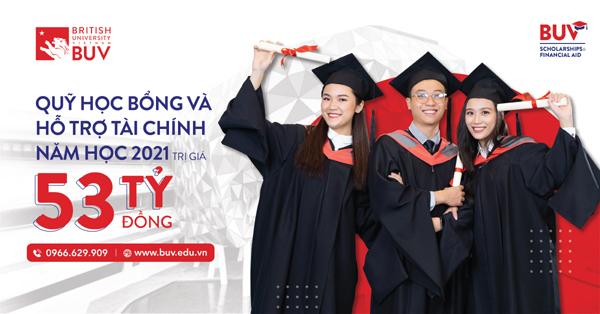 ĐH Anh Quốc Việt Nam nâng quỹ học bổng 2021 lên 53 tỷ đồng-1