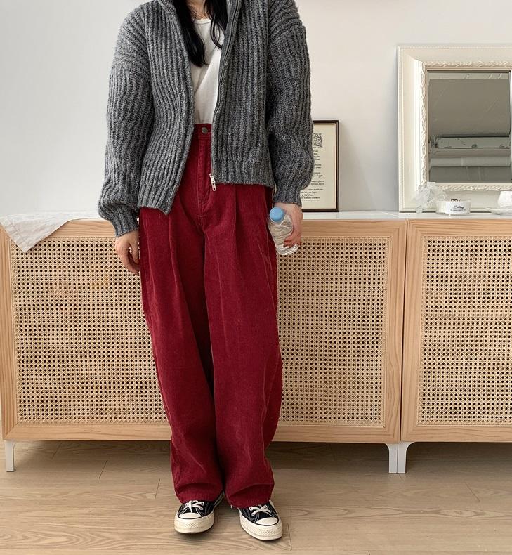 3 kiểu quần không thể thiếu cho mùa lạnh, vừa ấm lại vừa sang xịn chốn sở làm-9