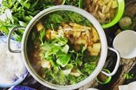 Công thức thần thánh làm nên món lẩu gà lá é cực phẩm chuẩn vị Đà Lạt, bí quyết nằm ở loại nước đơn giản này