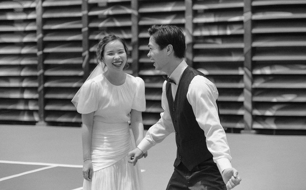 Hot: Ngắm trọn bộ ảnh cưới lung linh chưa từng công bố của Công Phượng và Viên Minh-1