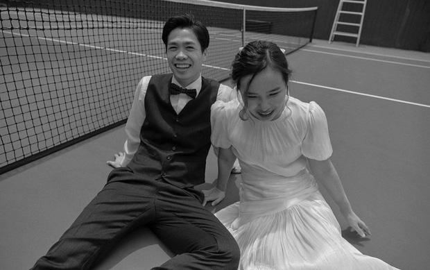 Hot: Ngắm trọn bộ ảnh cưới lung linh chưa từng công bố của Công Phượng và Viên Minh-2