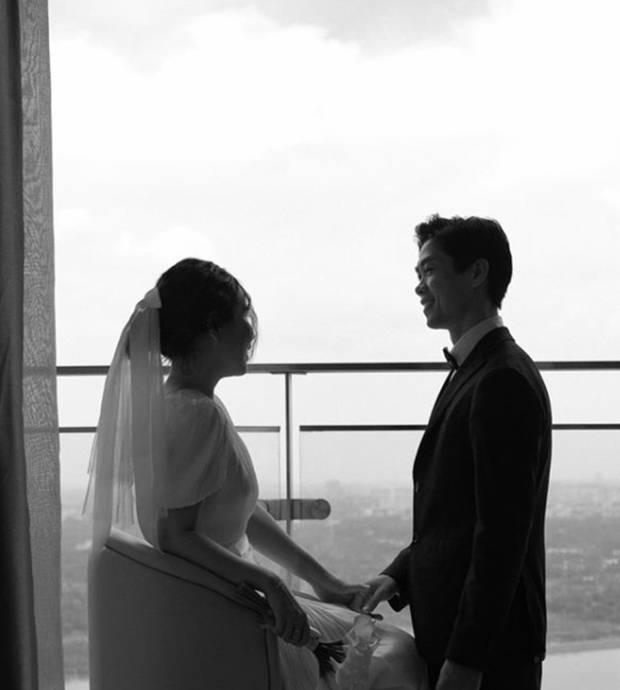 Hot: Ngắm trọn bộ ảnh cưới lung linh chưa từng công bố của Công Phượng và Viên Minh-3