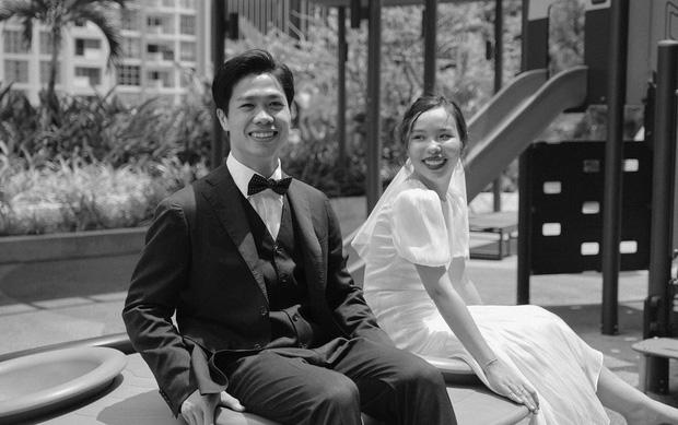 Hot: Ngắm trọn bộ ảnh cưới lung linh chưa từng công bố của Công Phượng và Viên Minh-5