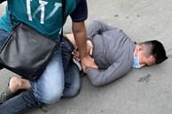 Thiếu niên 15 tuổi giật túi xách ở trung tâm TP.HCM