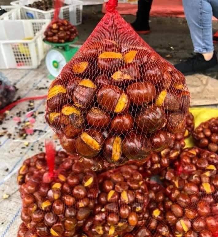 Dân buôn tiết lộ chiêu phù phép hạt dẻ Trung Quốc, người mua sập bẫy mà không biết-3