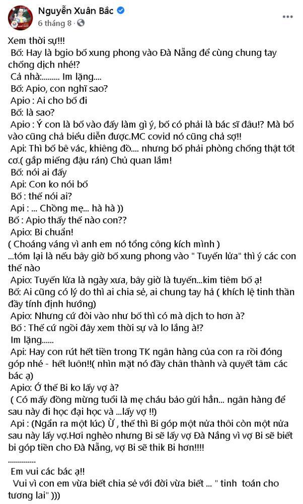"""Xuân Bắc - một ông bố rất khác"""" của showbiz Việt, không hổ danh phụ huynh mẫu mực, của hiếm"""" của làng giải trí-5"""