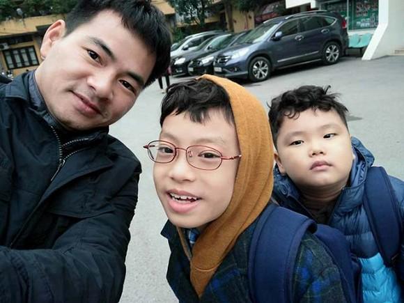 """Xuân Bắc - một ông bố rất khác"""" của showbiz Việt, không hổ danh phụ huynh mẫu mực, của hiếm"""" của làng giải trí-11"""