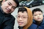 Con trai Xuân Bắc làm video chúc 20/11, câu cà khịa cuối cùng khiến người mẹ không biết nên vui hay buồn-5