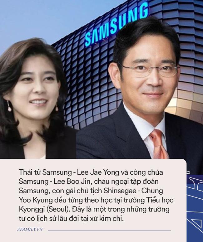 Cứ ngỡ con cháu nhà Samsung học trường đắt đỏ xứng danh, ai ngờ học phí quá bình thường, còn chưa bằng một nửa con sao Việt-3