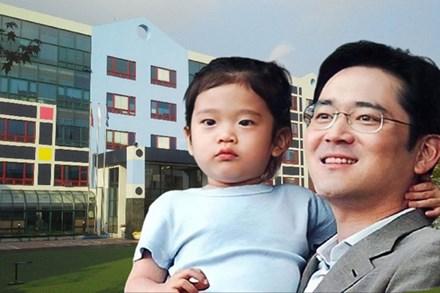Cứ ngỡ con cháu nhà Samsung học trường đắt đỏ xứng danh, ai ngờ học phí quá bình thường, còn chưa bằng một nửa con sao Việt