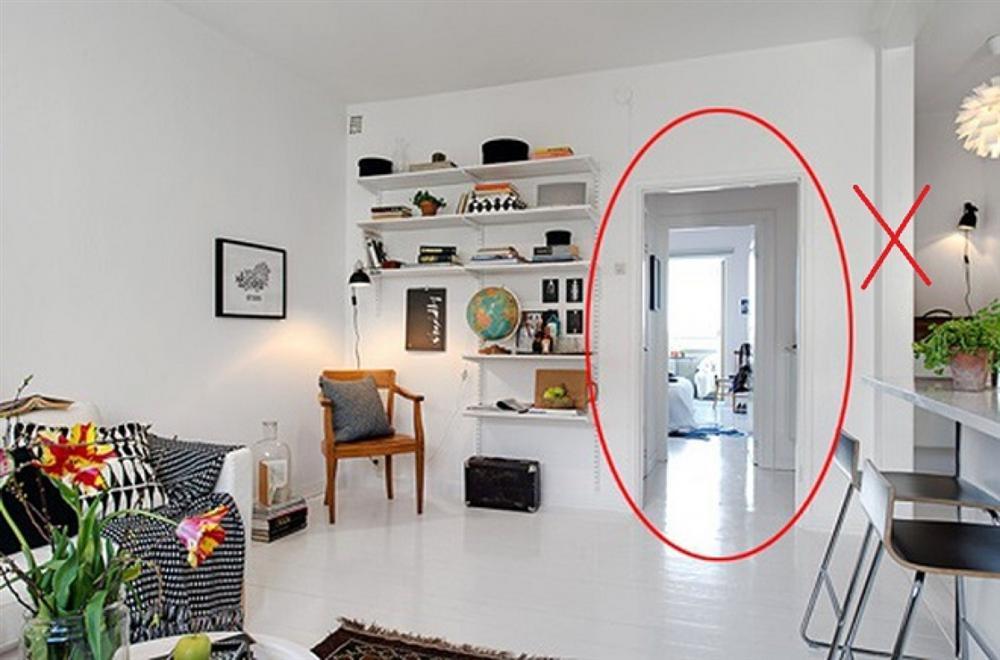 Những vị trí nên tránh đặt gương để giữ được phong thủy trong nhà-1