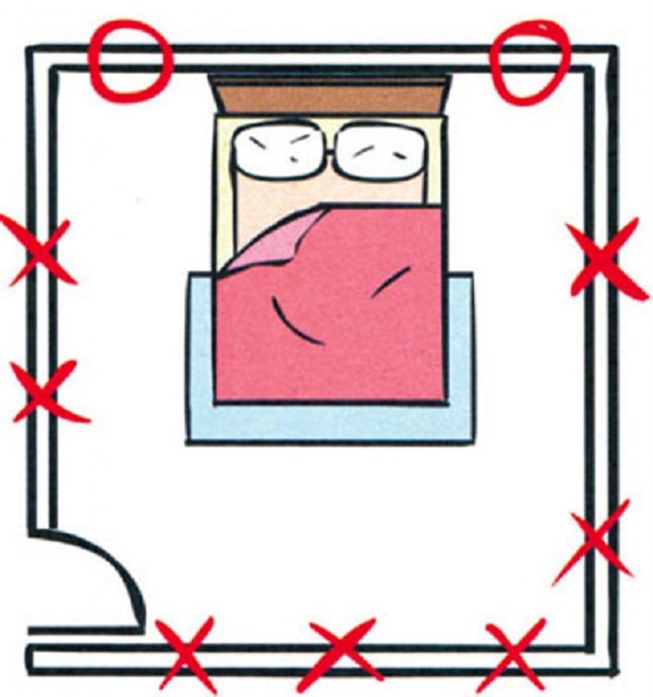 Những vị trí nên tránh đặt gương để giữ được phong thủy trong nhà-4