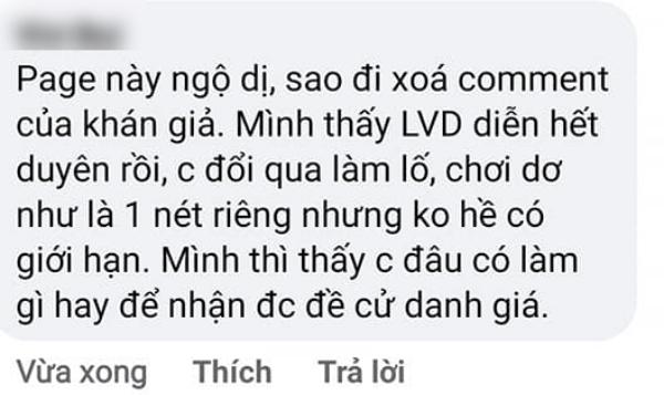 Lâm Vỹ Dạ bị anti-fans thả phẫn nộ sau khi dẫn đầu đề cử tại Mai Vàng-3