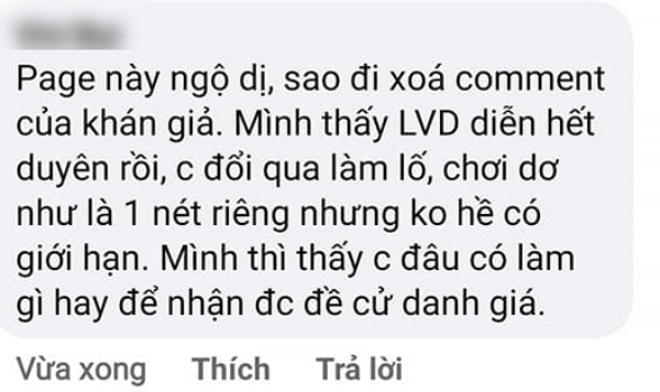 Lâm Vỹ Dạ bị anti-fans thả phẫn nộ sau khi dẫn đầu đề cử tại Mai Vàng-4
