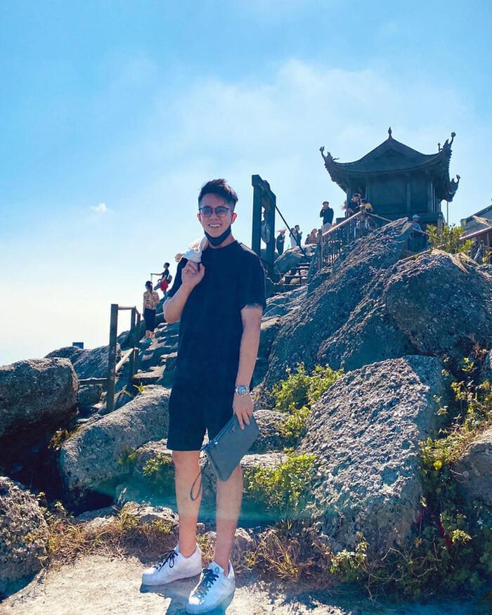 Matt Liu đăng ảnh ở Yên Tử, ngầm khẳng định bên Hương Giang suốt ồn ào với anti-fan?-2