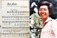 Thầy giáo trong ca khúc 'Bụi Phấn' là ai?