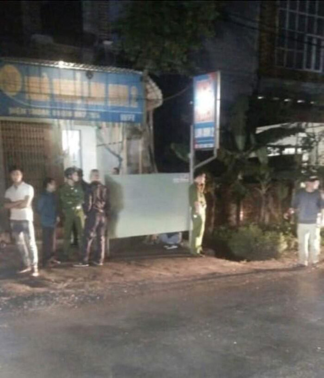 Thái Bình: Cụ ông tử vong bất thường sau khi vào nhà nghỉ với một phụ nữ-1
