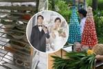 Nhan sắc cực phẩm của dàn tuyển thủ Việt Nam tham dự đám cưới Công Phượng ở Phú Quốc-9