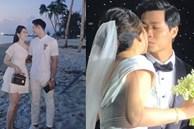 Phát hiện ra cặp đôi chiếm spotlight không kém gì chú rể Công Phượng và cô dâu Viên Minh, hóa ra lại có nhiều điểm tương đồng đến thế!