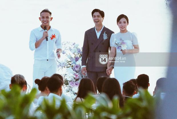 Bộ ảnh hôn lễ đẹp nức nở của Công Phượng - Viên Minh tại Phú Quốc: Nụ cười vỡ òa, cái nắm tay thật hơn bất cứ câu chuyện ngôn tình nào!-7
