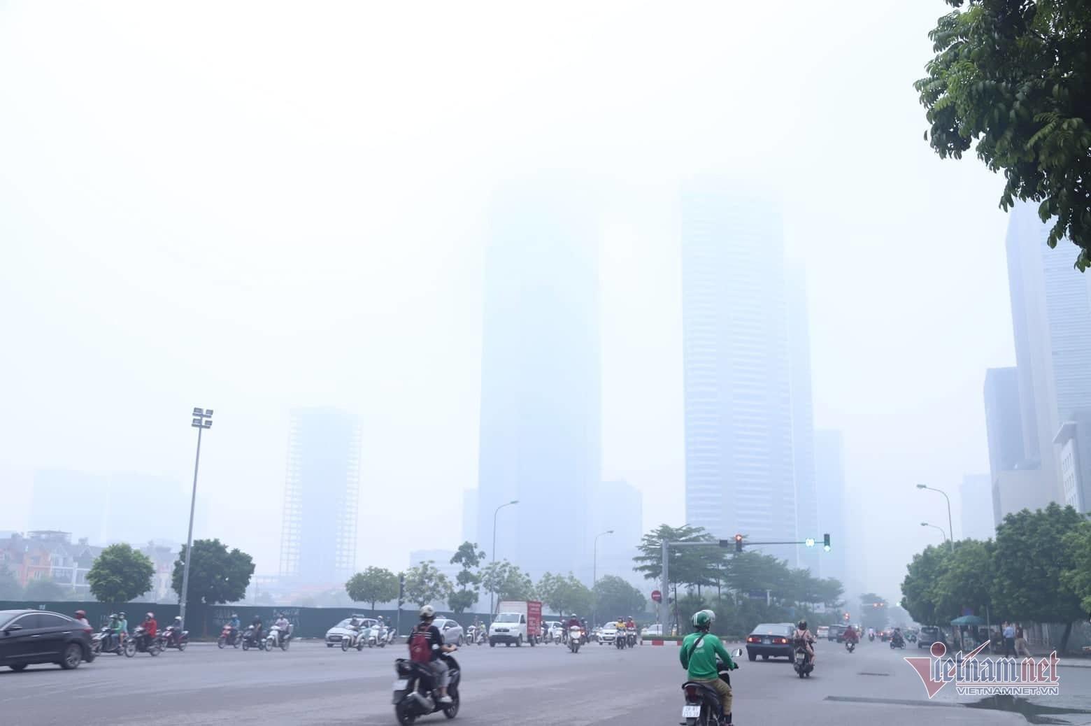 Dự báo thời tiết 19/11: Miền Bắc tràn sương mù, lạnh về đêm và sáng-1