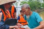 Thủy Tiên mang bao tải tiền, sẵn sàng hỗ trợ 7000 người dân ở Huế-5