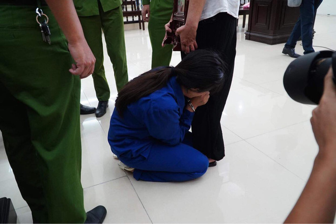 Tuyên án tử hình với bố dượng, tù chung thân với mẹ đẻ vụ bạo hành bé gái 3 tuổi tử vong-3