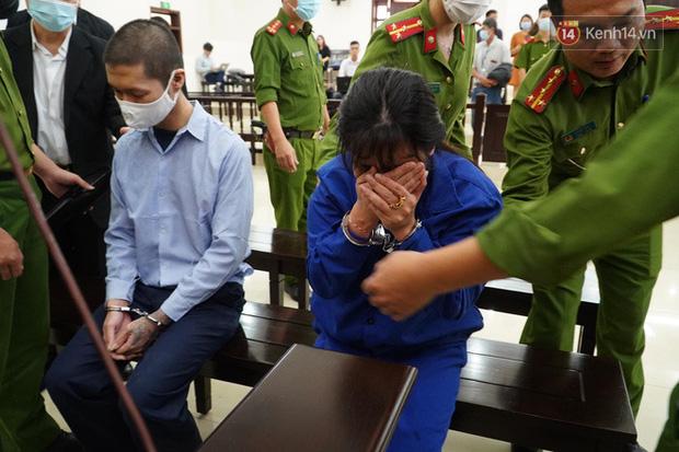 Nữ bị cáo bạo hành con 3 tuổi đến chết quỳ sụp xuống đất, cầu mong mẹ xin giảm án cho chồng: Chẳng còn ý nghĩa gì nữa khi chồng con chết-2