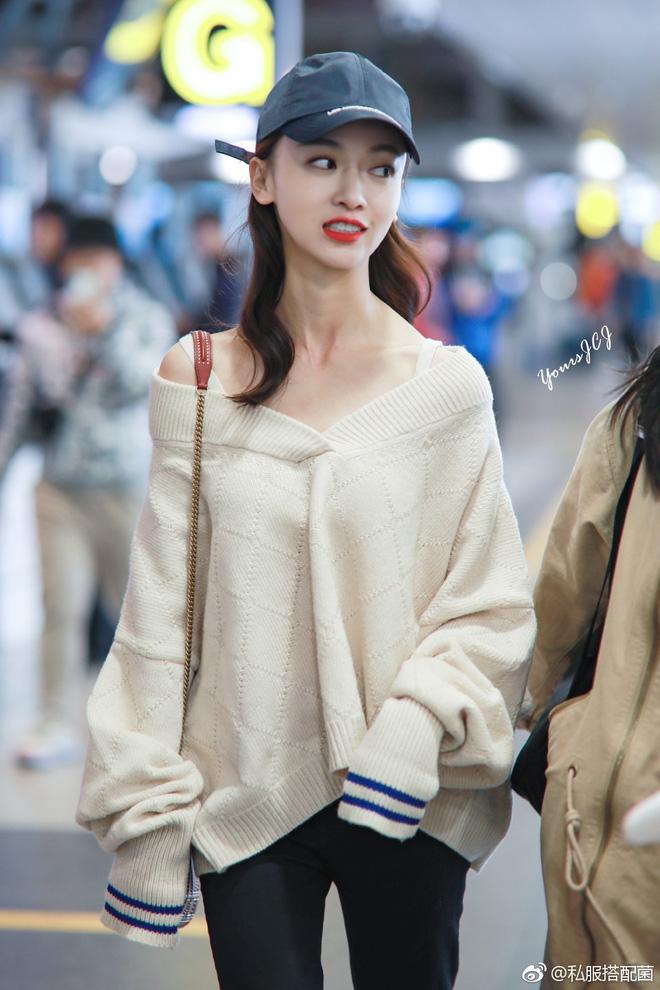 Giảm cân quá hóa hỏng việc, mỹ nhân châu Á mất luôn phong độ mặc đẹp và nhan sắc vì gầy gò quá mức-7