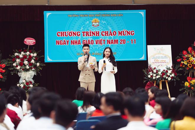Ngày nhà giáo Việt Nam 20/11 tại các trường THPT: Học sinh bây giờ diễn văn nghệ đỉnh quá-26