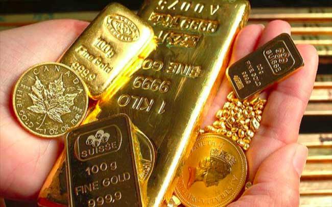 Giá vàng liên tiếp giảm mạnh-1