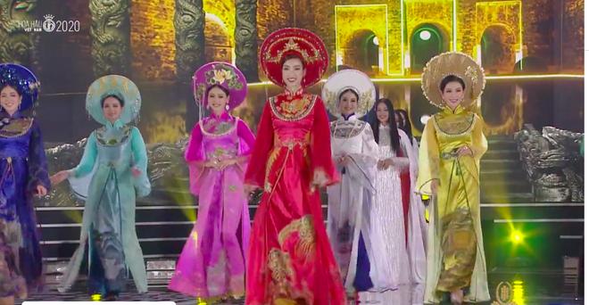 Đỗ Thị Hà đăng quang Hoa hậu Việt Nam 2020-21