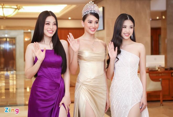 Bảo Trâm, Đỗ Thị Hà có khả năng đăng quang Hoa hậu Việt Nam 2020-5