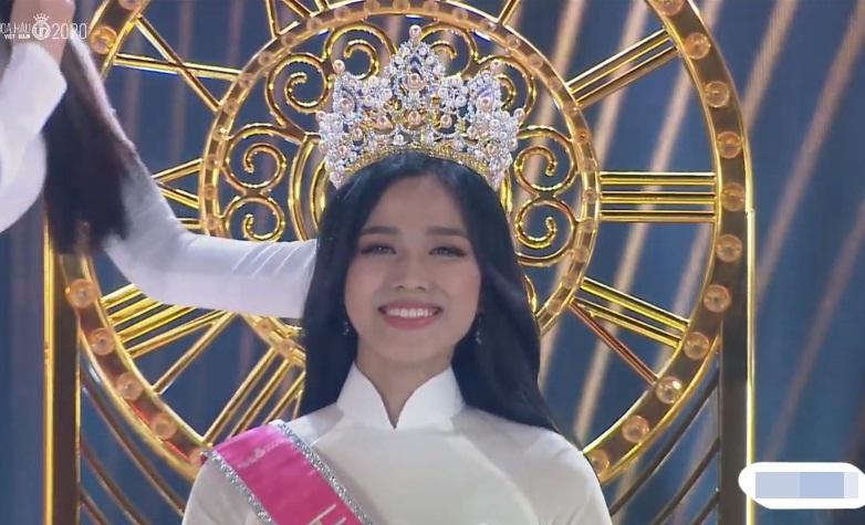 Tân Hoa hậu Việt Nam 2020 Đỗ Thị Hà bị đào mộ thói quen thích chửi bậy-1