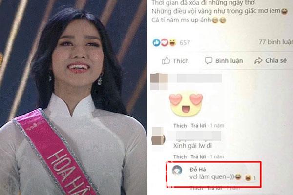 Tân Hoa hậu Việt Nam 2020 Đỗ Thị Hà bị 'đào mộ' thói quen thích chửi bậy