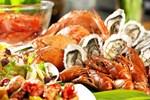 Du khách Sài Gòn bị chặt chém túi hoa quả rong 200 nghìn đồng ở Hà Nội-3