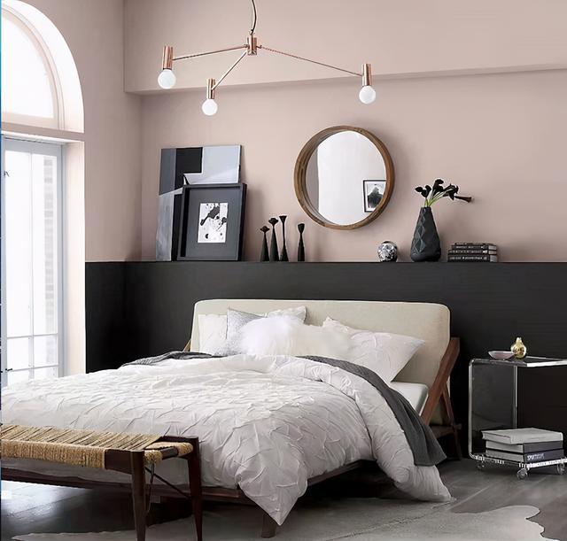 5 cách phối màu phòng ngủ cho không gian độc lạ nhưng vẫn thật ấm áp và dễ chịu-2