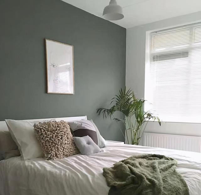 5 cách phối màu phòng ngủ cho không gian độc lạ nhưng vẫn thật ấm áp và dễ chịu-3