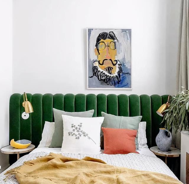 5 cách phối màu phòng ngủ cho không gian độc lạ nhưng vẫn thật ấm áp và dễ chịu-4