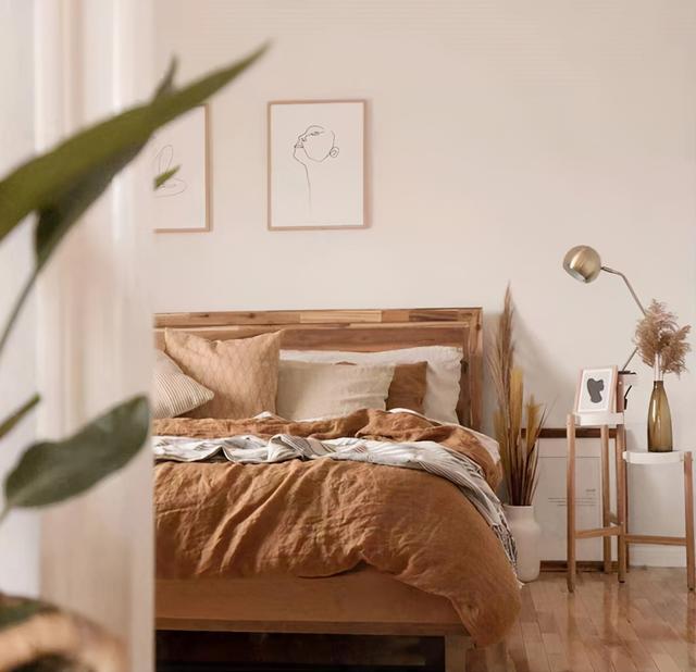 5 cách phối màu phòng ngủ cho không gian độc lạ nhưng vẫn thật ấm áp và dễ chịu-5
