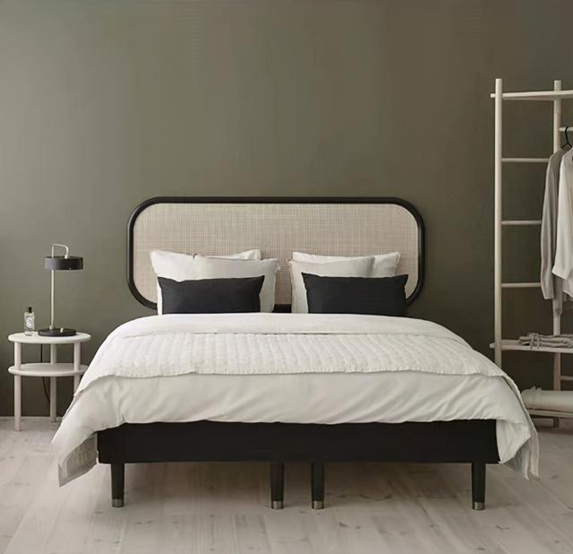 5 cách phối màu phòng ngủ cho không gian độc lạ nhưng vẫn thật ấm áp và dễ chịu-6