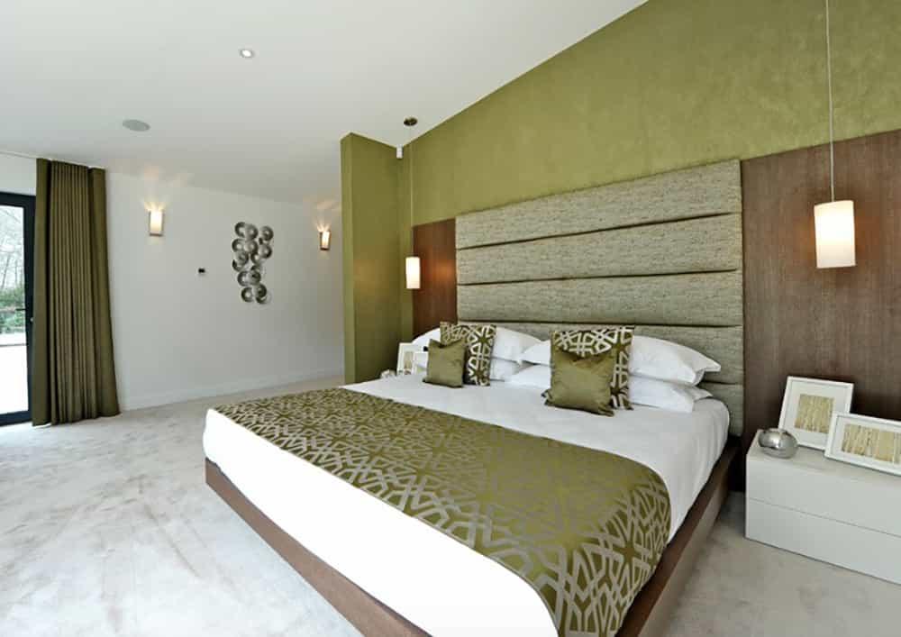 5 cách phối màu phòng ngủ cho không gian độc lạ nhưng vẫn thật ấm áp và dễ chịu-7