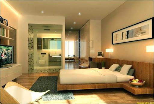 5 cách phối màu phòng ngủ cho không gian độc lạ nhưng vẫn thật ấm áp và dễ chịu-1