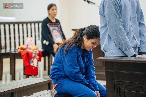 Vụ bạo hành con gái 3 tuổi đến chết: Người mẹ viết đơn kháng cáo, không xin giảm án cho con gái-1