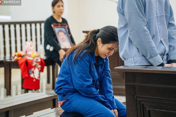 Người mẹ viết đơn kháng cáo, không xin giảm án cho con gái