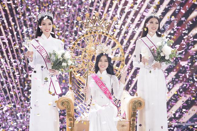 Hoa hậu Việt Nam 2020 lần đầu xuất hiện trước truyền thông: Đỗ Thị Hà đáp trả nghi vấn biết trước kết quả, Á hậu 2 nói về việc từng diễn trong show nội y của Vũ Khắc Tiệp-6