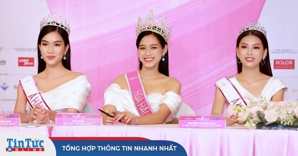 Hoa hậu Việt Nam 2020 lần đầu xuất hiện trước truyền thông