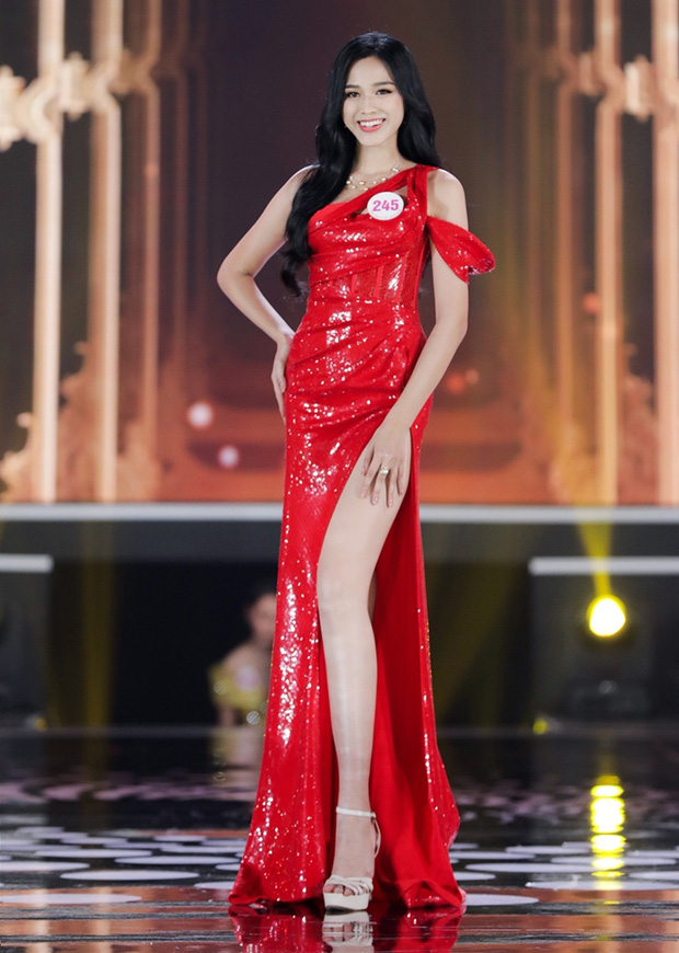 Tranh cãi số đo 3 vòng Tân Hoa hậu Việt Nam: 80-60-90 nhưng sao body trong ảnh thực tế sai quá sai thế này?-2